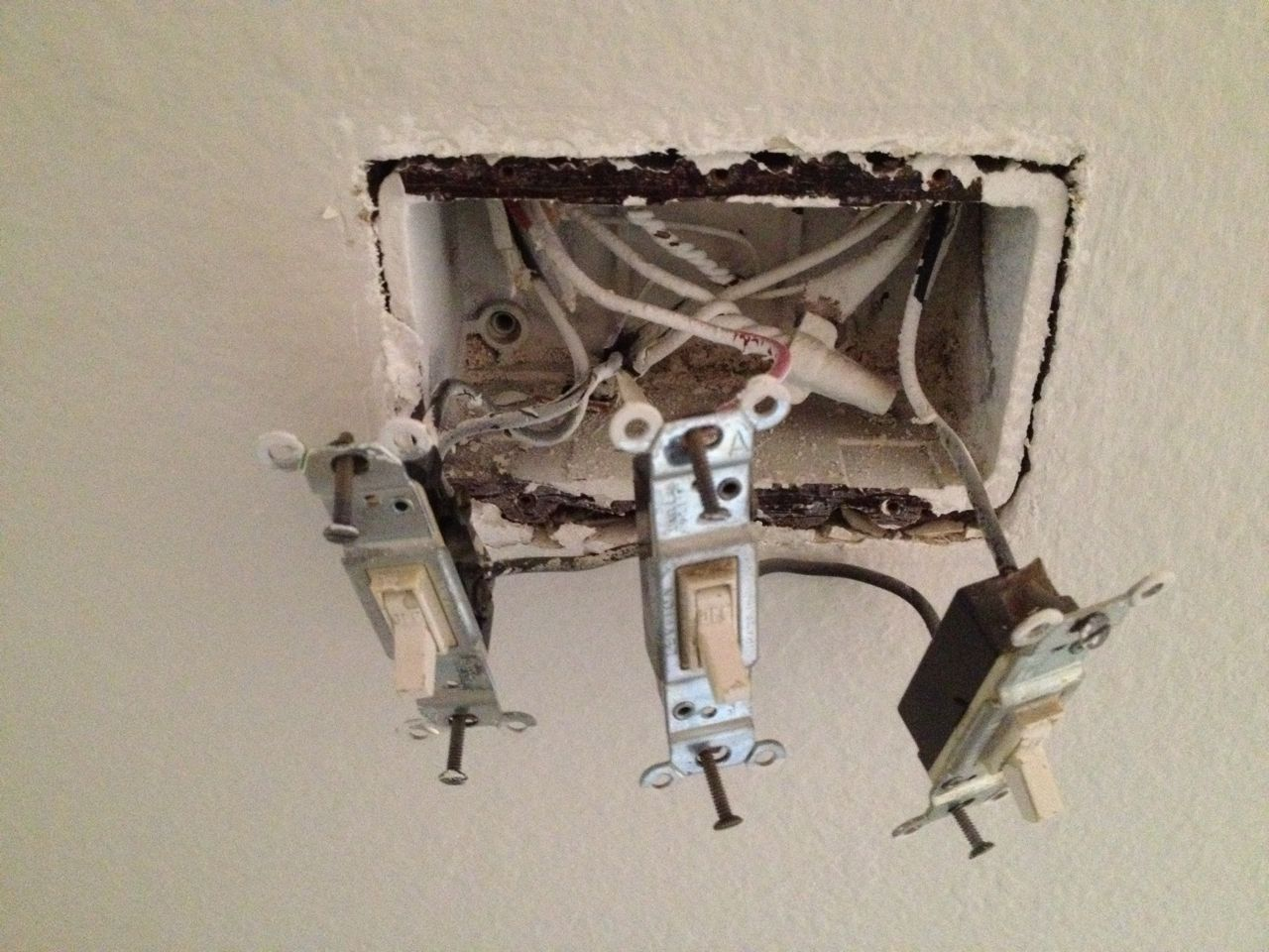 old-light-switches Wiring Diagram For Outlet on