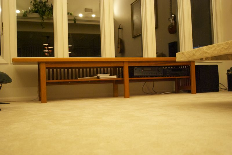 living room bench round kitchen table